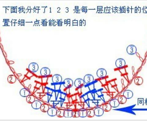 Вязаные тапочки оригинальной китайской техникой со схемами